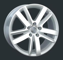 Диск колесный LS Replay A47 9xR20 5x130 ET60 ЦО71.6 серебристый с полированной лицевой частью 827185