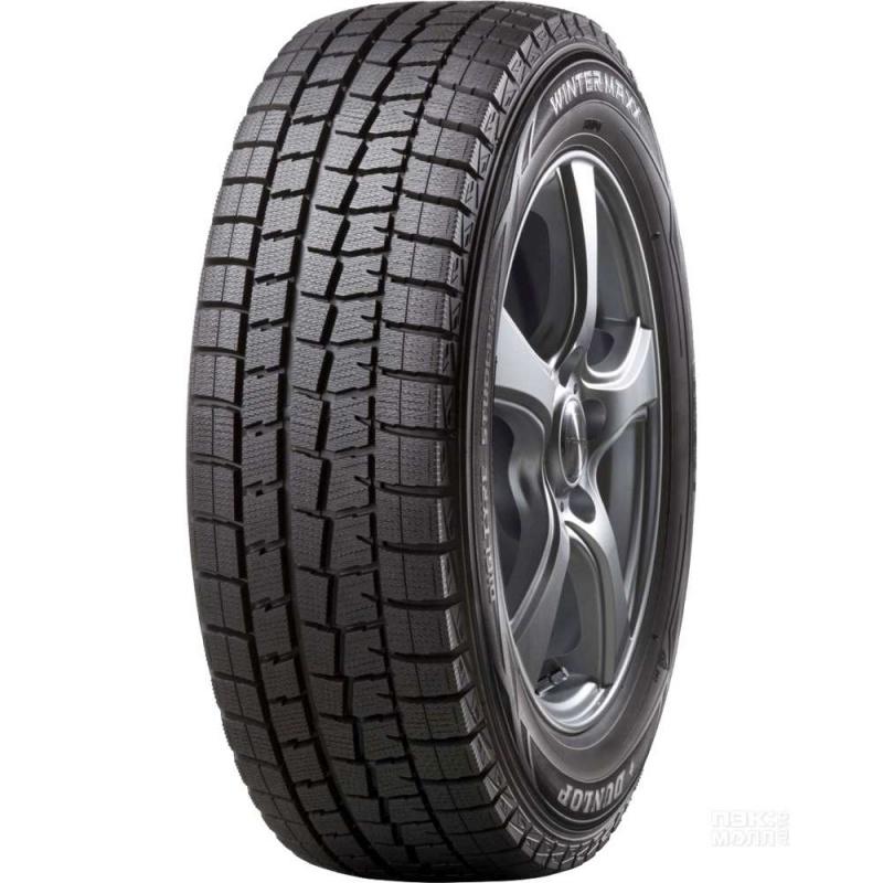 Шина автомобильная Dunlop WINTER MAXX WM02 215/55 R16, зимняя, нешипованная, 104V