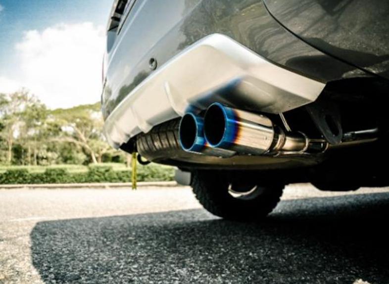диодные противотуманные фары chn для mitsubishi pajero sport 2016 Выхлопная система для Mitsubishi Pajero Sport 2016 - 2020