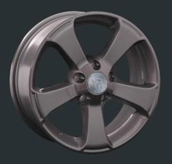 Диск колесный LS Replay VV48 6.5xR16 5x112 ET33 ЦО57.1 серый темный глянцевый 825349
