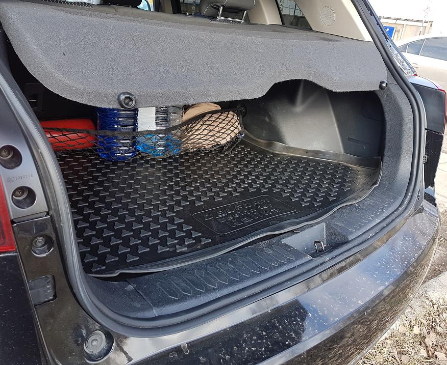 Обшивка багажника для Zotye T600 2013 - 2018 амортизаторы крышки багажника zotye t600 зоти т600 2013 2020