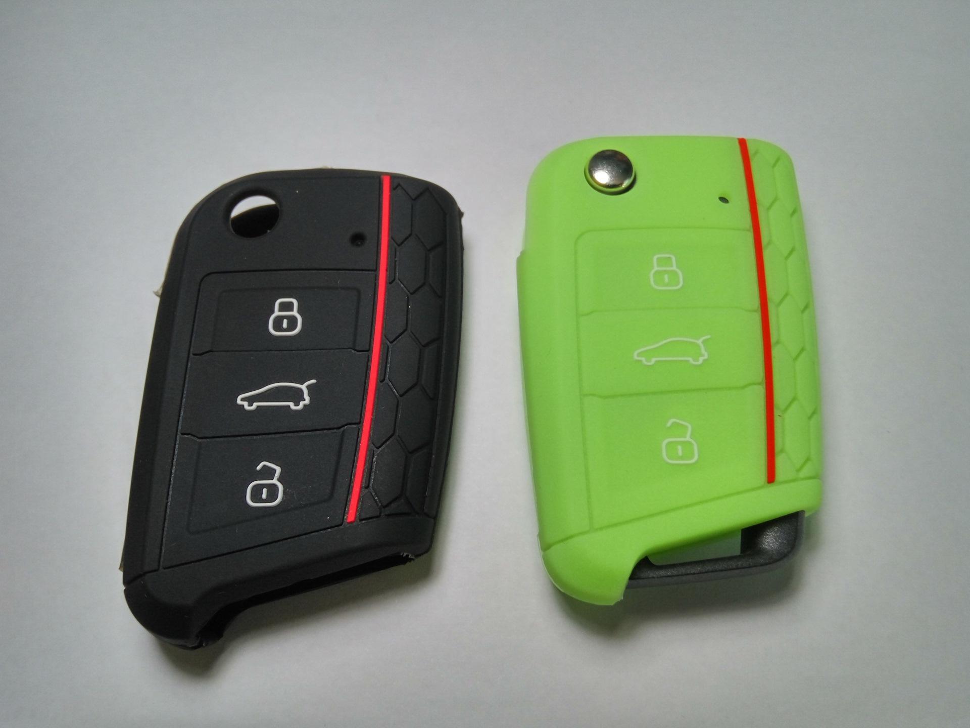 Фото - Чехол силиконовый для ключа Skoda Rapid чехол силиконовый для ключа polo sedan