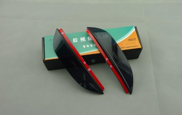 Козырьки на боковые зеркала для Suzuki SX4 (2007 - 2013)