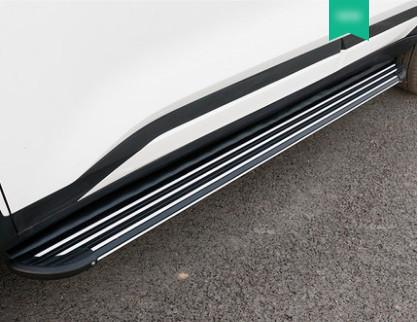 Боковые подножки, пороги White Line CHN для КИА Селтос (KIA Seltos) 2020 накладки на внутренние и внешние дверные пороги chn для киа селтос kia seltos 2020
