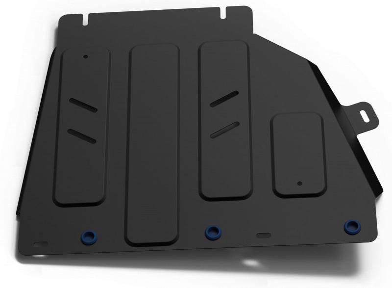Защита КПП (сталь) Rival 111.9409.1 для Haval H9 2018 -