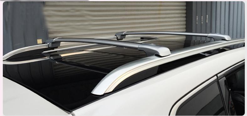 Багажные дуги на рейлинги CHN для Toyota RAV 4 2012 - 2018