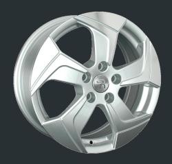 Диск колесный LS Replay MZ90 7xR18 5x114.3 ET50 ЦО67.1 серебристый с полированной лицевой частью S031375