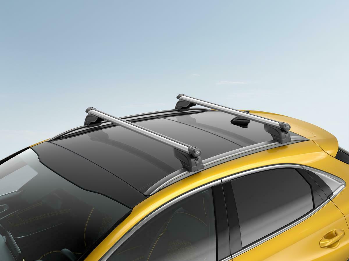 Багажные дуги J7211ADE00AL для Kia XCeed 2020 ( КИА ИксСиид )