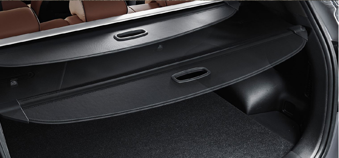 Шторка выдвижная в багажник Hyundai / KIA для Sportage IV 2016 -