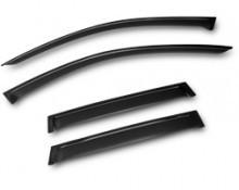 Дефлекторы окон Nissan KE8004M410 для Nissan Sentra 2014 -