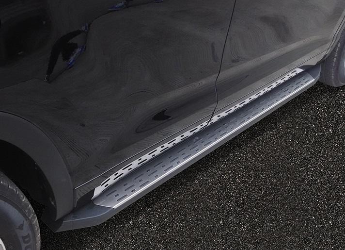 Пороги, боковые подножки CHN для Toyota Highlander