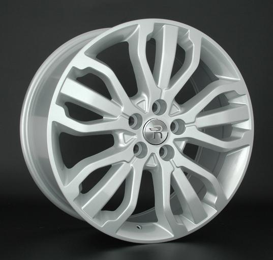 Диск колесный Replay LR45 8xR19 5x120 ET58 ЦО72,6 серебристый 030726-050211012