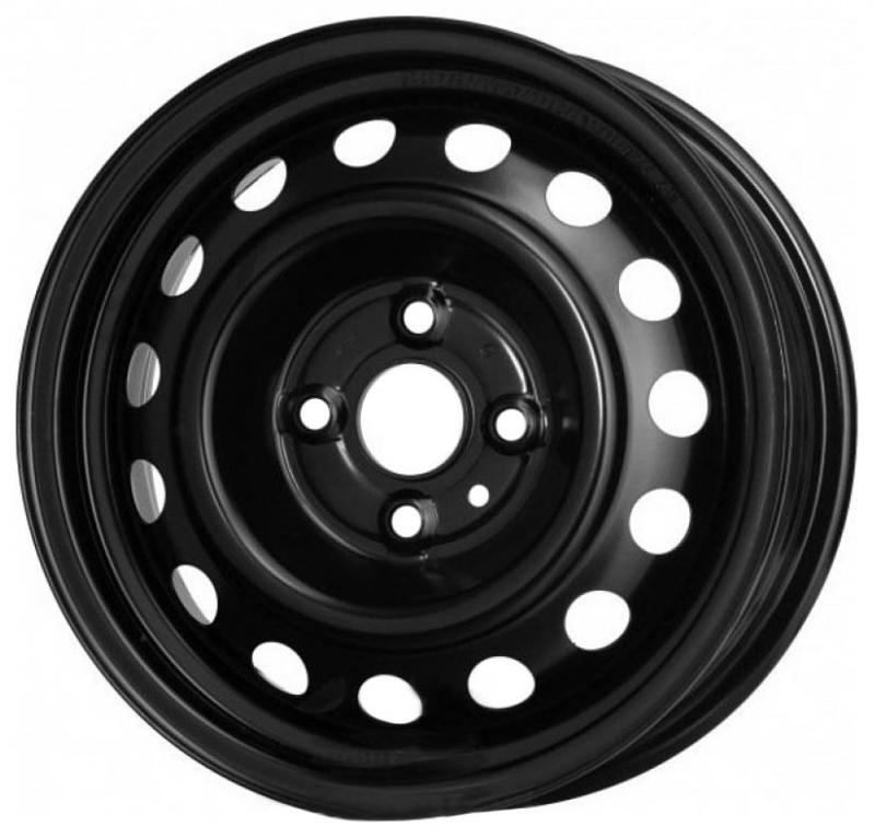 Колесный диск штампованный Trebl 9138165 7x16 4/108 ET29 D65.1 для Peugeot 308 2008 -