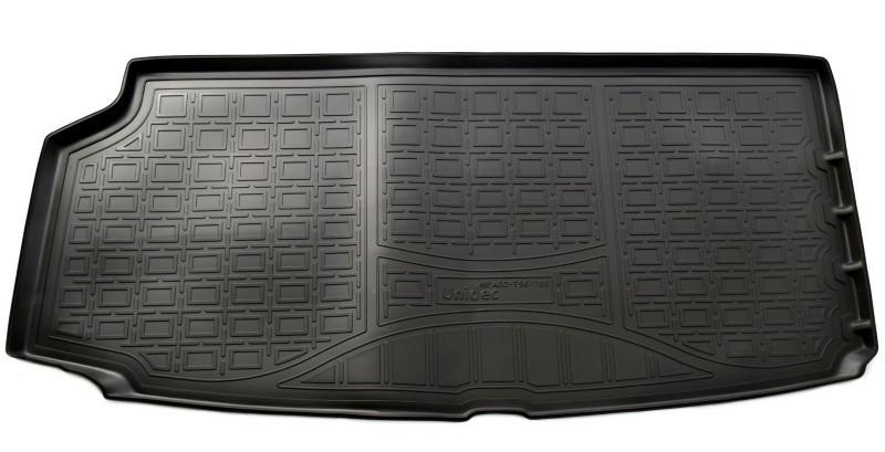 Коврик багажника Норпласт полиуретан черный NPA00T96780 Volvo XC90 2015- датчик давления в шинах volvo 31362304 volvo xc90 2015