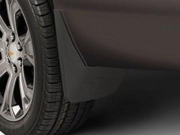 Брызговики передние (авто с расширением арок) BR1035F Chevrolet Tahoe 2015- брызговики авто стандарт 2 шт 102401