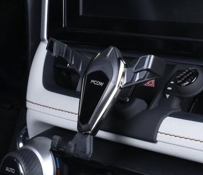 Держатель для телефона с логотипом Toyota RAV4 2019-