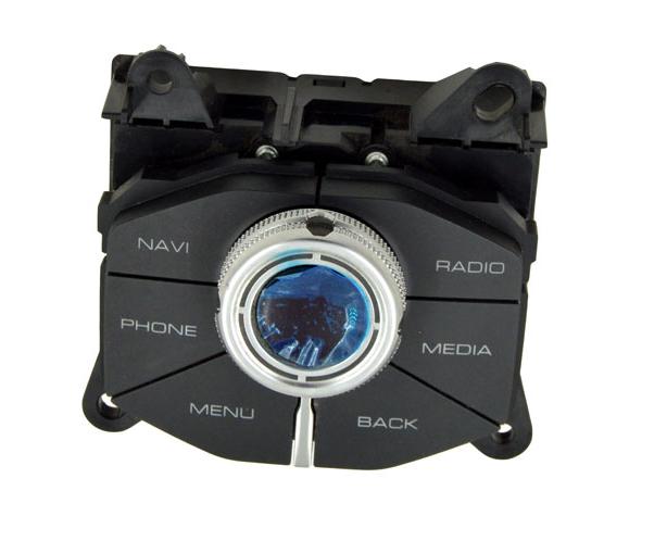 Блок кнопок управления мультимедией для Haval F7 (Хавал Ф7) 2018 + блок управления мультимедией шайба с проводкой для haval f7 хавал ф7 2018
