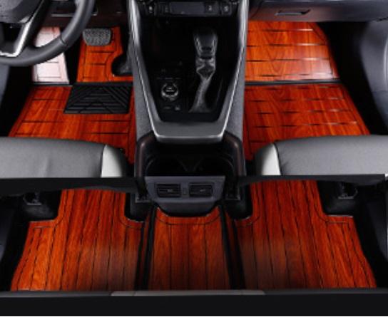 Коврики в салон (тик) Toyota RAV4 2019-