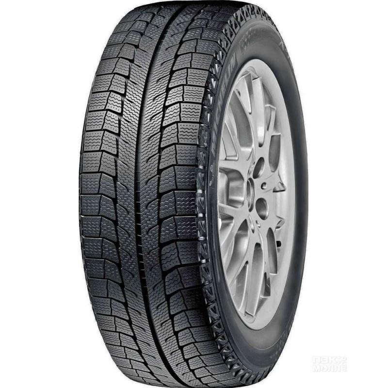 Шина автомобильная Michelin LATITUDE X- ICE 2 235/60 R18, зимняя, нешипованная, 107T летние шины michelin 265 60 r18 109h latitude tour hp