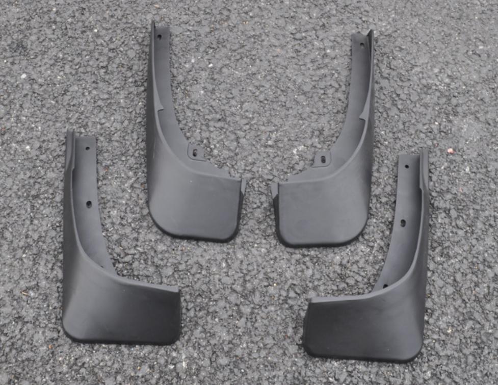 Брызговики передние и задние CHN для Trumpchi GAC GS8 2018, 2019, 2020 брызговики передние и задние для audi q7 2016