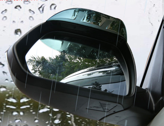 Козырьки на боковые зеркала CHN для Hyundai Creta 2016 -