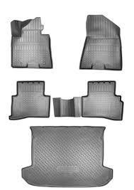 Коврики в салон и багажник R8130H5001P для Hyundai Solaris 2017-