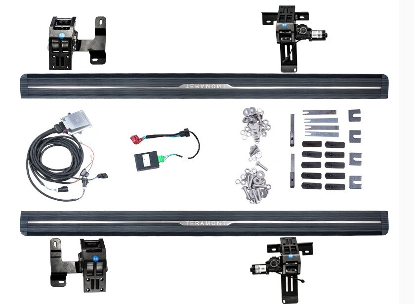 автоматические боковые подножки пороги для volkswagen teramont 2017 Автоматические боковые подножки, пороги для Volkswagen Teramont 2017 -