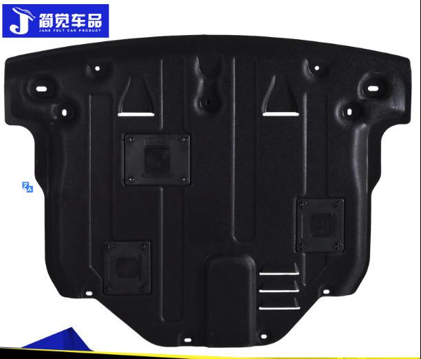 Защита двигателя для Санта Фе 4 (Hyundai Santa Fe 2018 - 2019) защита на низ сидений надись hyundai chn для санта фе 4 hyundai santa fe 2018 2019