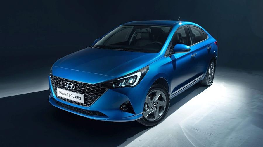 Спойлер крышки багажника Hyundai Solaris 2 2020 спойлер крышки багажника kor для hyundai elantra 2016