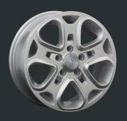 Диск колесный LS Replay FD18 6.5xR16 5x108 ET52.5 ЦО63.3 серебристый 824987