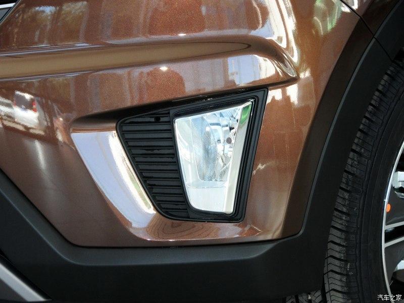 Комплект противотуманных фар для Hyundai Creta 2016, 2017, 2018, 2019 комплект противотуманных светодиодных фар в передний бампер osram led nsw osr для suzuki jimny new 2019