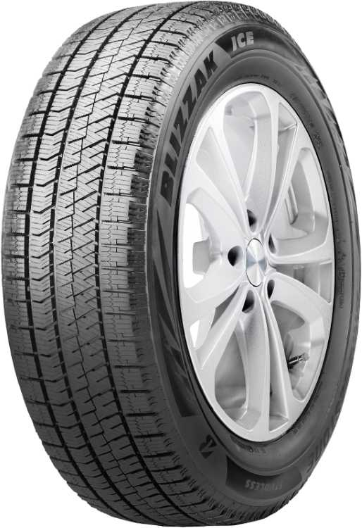 Шина автомобильная Bridgestone Blizzak Ice 225/55 R17, зимняя, нешипованная, 97S