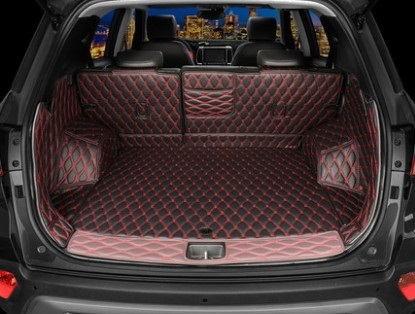 3D-обшивка (коврики) в багажник для Toyota RAV4 new (Тойота РАВ4) 2019 + сетка в багажник вертикальная toyota pz472 q0341 za для toyota rav4 new тойота рав4 2019