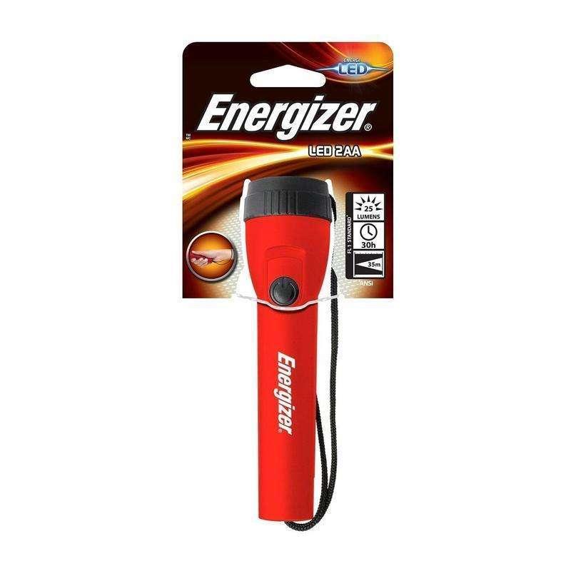 Фонарь Energizer E300668802 Plastic Light 2xAA (w/o cells)