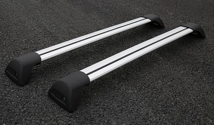 Багажные дуги усиленные Lions Parts (алюминиевый сплав) для VOLKSWAGEN T5/T6 2015-2018
