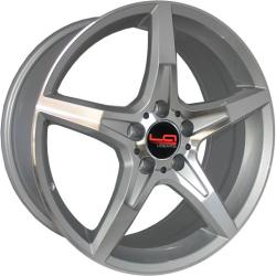 Диск колесный LegeArtis Реплика MR106 8xR18 5x112 ET50 ЦО66.6 серебристый с полированной лицевой частью 9141176