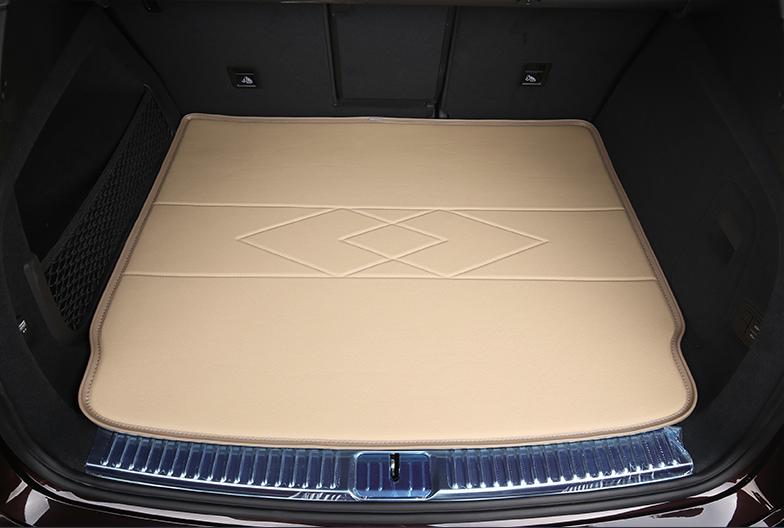 Кожаный коврик 3D PVC для Range Rover Velar 2017 -