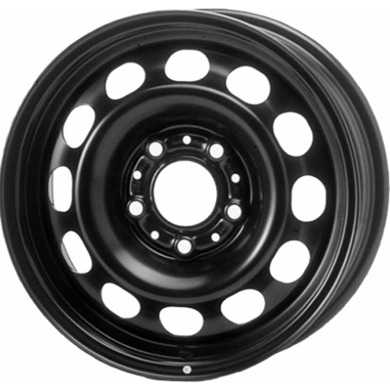 Диск колесный Bantaj BJ9532 6xR16 5x114.3 ЕТ50 ЦО67.1 черный глянцевый BJ9532