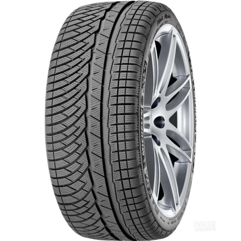 Шина автомобильная Michelin PILOT ALPIN 4 215/45 R18, зимняя, нешипованная, 93V летние шины michelin 215 40 zr18 89y pilot sport ps4