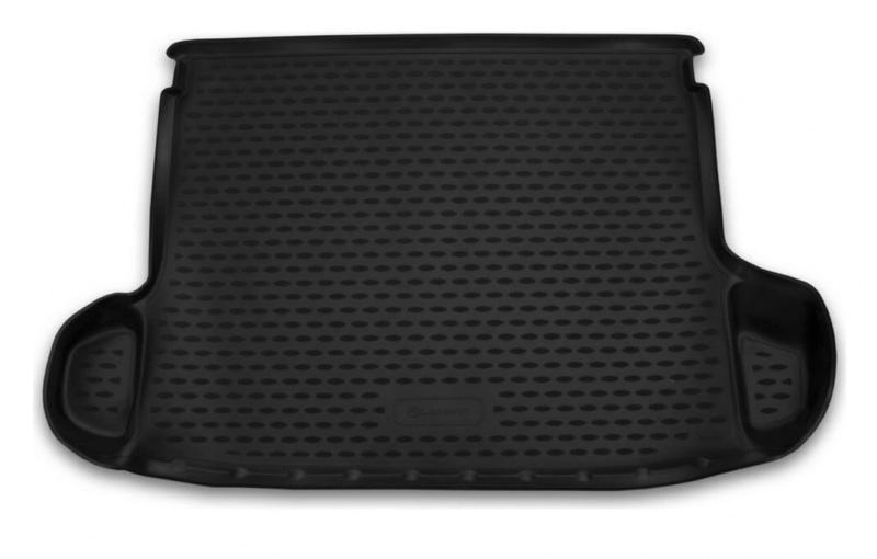 Коврик в багажник полиуретановый Novline ELEMENT2062B10 для Hyundai Creta 2016 - фаркоп с электрикой тсс для creta