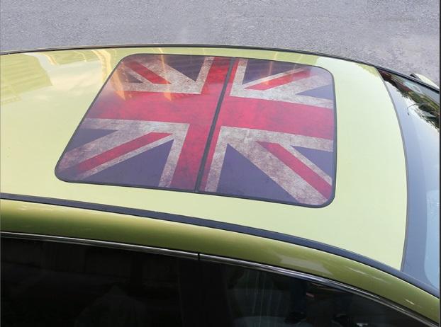 Пленка для люка (британский флаг) Honda CRV 2020-