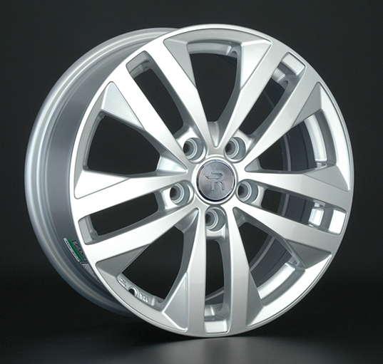Диск колесный Replay VV144 6,5xR16 5x112 ET50 ЦО57,1 серебристый 023300-160029006