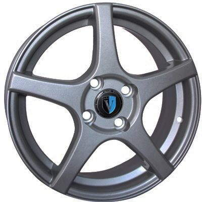 Диск колесный Venti 1 510 6xR15 4x98 ET36 ЦО58.6 серый 00037425
