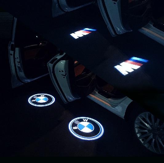 Подсветка дверей для BMW X1 (E84) (2012 - 2015)