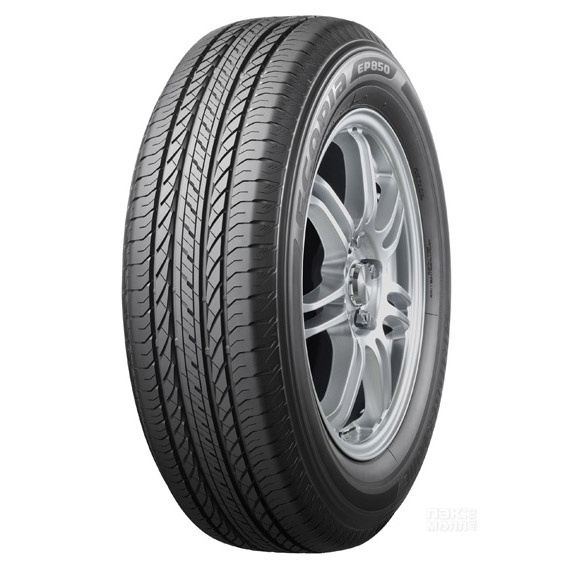 Шина автомобильная Bridgestone Ecopia EP850 SUV 215/60 R17 летняя, 96H шина bridgestone ecopia ep850 205 70 r 16 модель 9178224