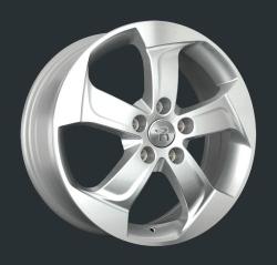 Диск колесный LS Replay HND160 6.5xR17 5x114.3 ET48 ЦО67.1 серебристый с полированной лицевой частью S028981