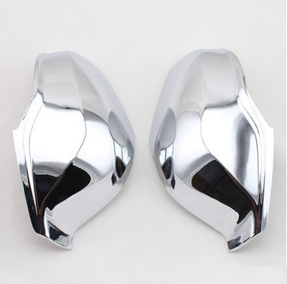 Хромированные накладки на зеркала для Chery Tiggo 5 (T21)