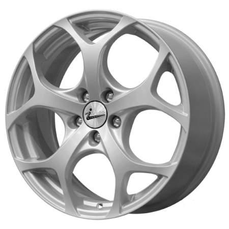 Фото - Диск колесный iFree Тортуга 7xR17 5x114,3 ET35 ЦО67,1 серебристый 157202 диск колесный ifree тортуга 7xr17 5x108 et45 цо67 1 серебристый 157208