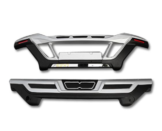 Обвес, накладки на бампера Binney Automotive для CRETA