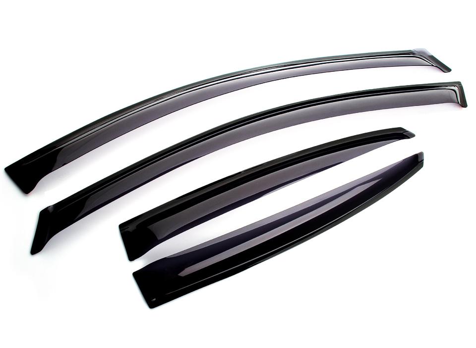 Дефлекторы окон SIM для SsangYong Actyon 2012 -